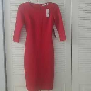 """""""LADY IN RED"""" Dress"""
